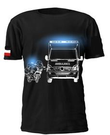 Koszulka - MotoAMBULANS