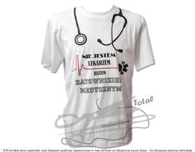 Koszulka - Nie jestem lekarzem
