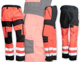 Spodnie RATOWNIK - całoroczne